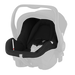 Britax Varapäällinen - PRIMO Cosmos Black