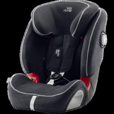 Britax Comfort-suojus – EVOLVA 1-2-3 SL SICT Dark Grey